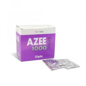 Azee 1000 - Azithromycin - Cipla, India