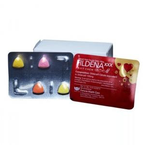 Fildena XXX - Sildenafil Citrate - Fortune Health Care
