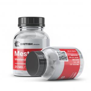 Mesterolone Tablets - Mesterolone - British Dragon Pharmaceuticals