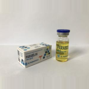 Parabolan - Trenbolone Hexahydrobenzylcarbonate - Ice Pharmaceuticals