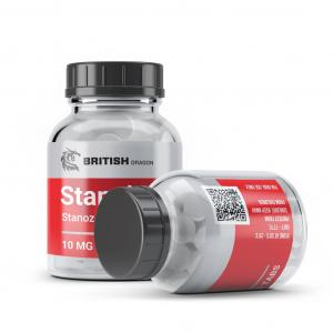 Stanabol Tablets - Stanozolol - British Dragon Pharmaceuticals