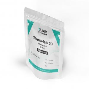 Stano-Lab 20 - Stanozolol - 7Lab Pharma, Switzerland