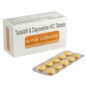 Super Tadarise - Tadalafil - Sunrise Remedies