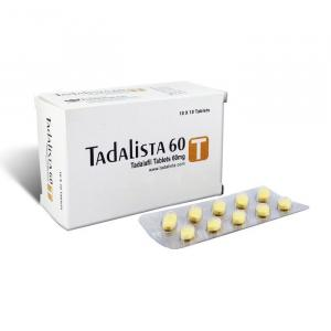 Tadalista 60 - Tadalafil - Fortune Health Care