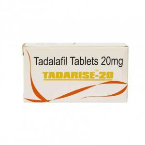 Tadarise-20 - Tadalafil - Sunrise Remedies