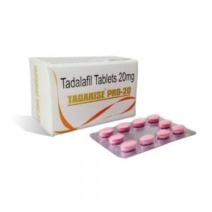 Tadarise Pro-20 - Tadalafil - Sunrise Remedies