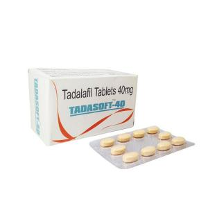 Tadasoft 40 mg - Tadalafil - Sunrise Remedies